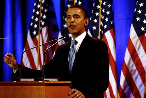 Barack Oobama US President