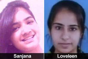 2 girls injured in Faridabad