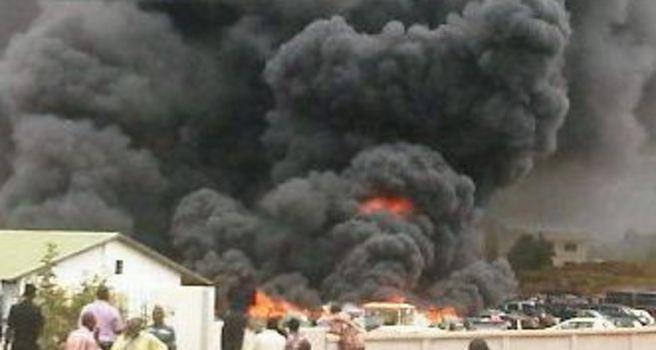 Abuja bomber hit