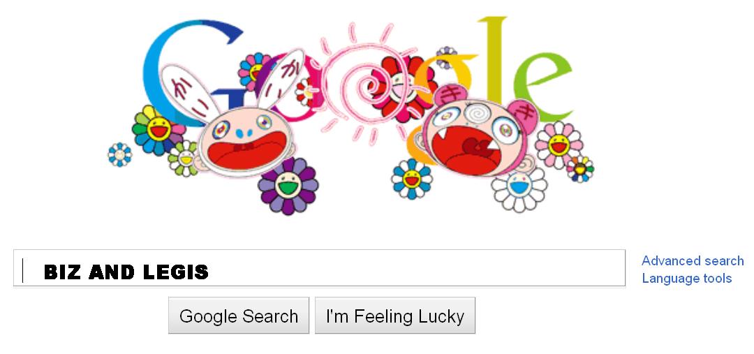 Google Doodle summer solstice