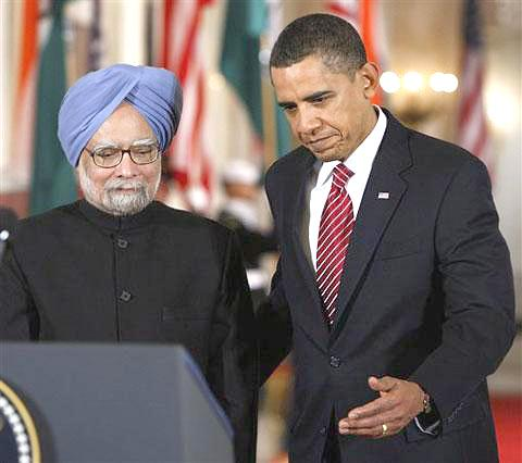 India-US vow