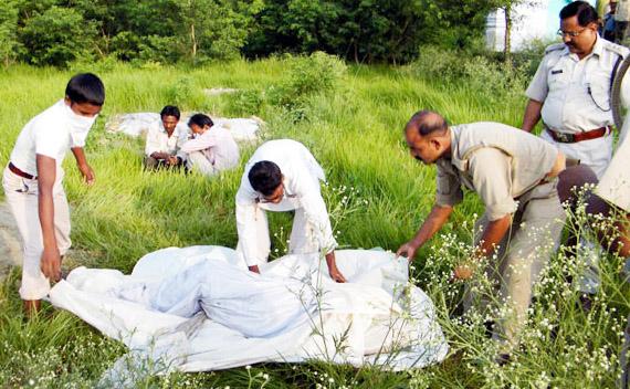 Lakhimpur girl murder case