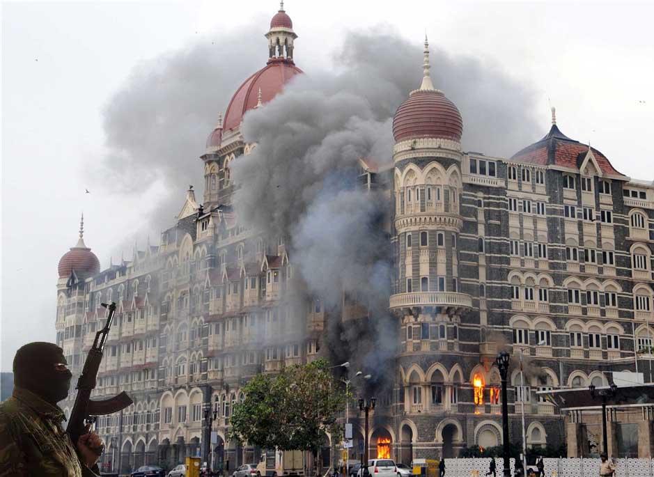 Mumbai Terrorist attack case