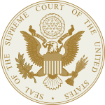 US Supreme Court logo
