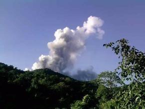 Volcanic ash Australia