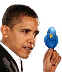 barak obama twitter