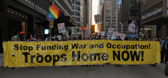 stop US wars
