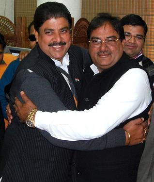 AJAY Choutala and ABHAY Choutala