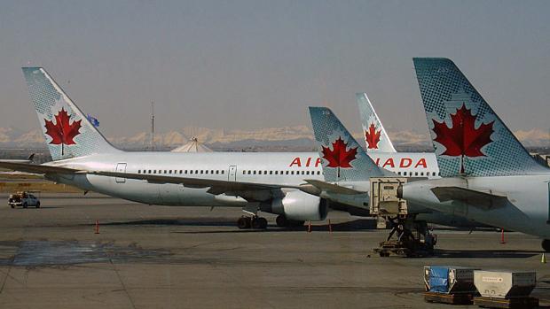 Air Canada sued