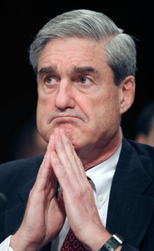 MUELLER FBI HEAD