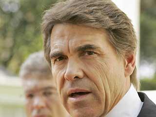 Texas Governor Sued