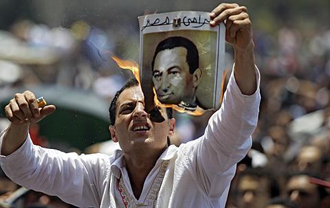 Cairo unrest