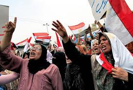 Egyptians_protest_against_military