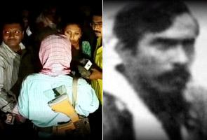 Naxal leader Kishanji