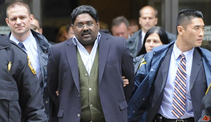 Raj Rajaratnam Hedge fund titan
