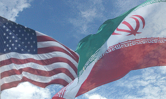 us-iran-flags